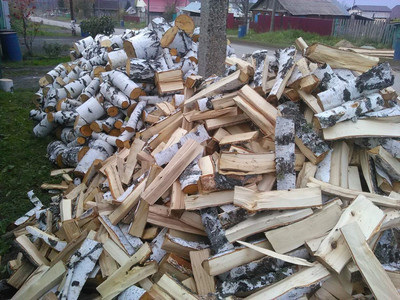 Берёзовые дрова в химки зеленограде