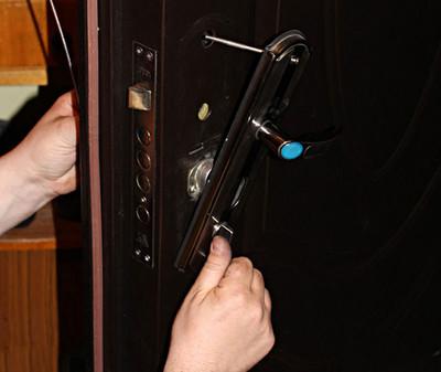 Ремонт металлических дверей в химки зеленограде