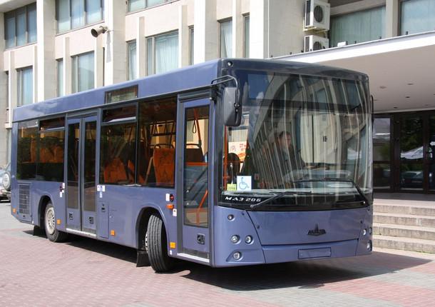 Свыше 82% автобусов готовы к перевозке инвалидов в Химках