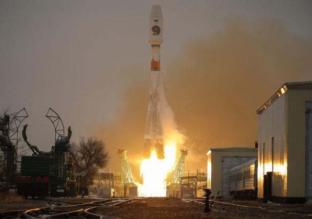 Химкинский спутник вышел на орбиту